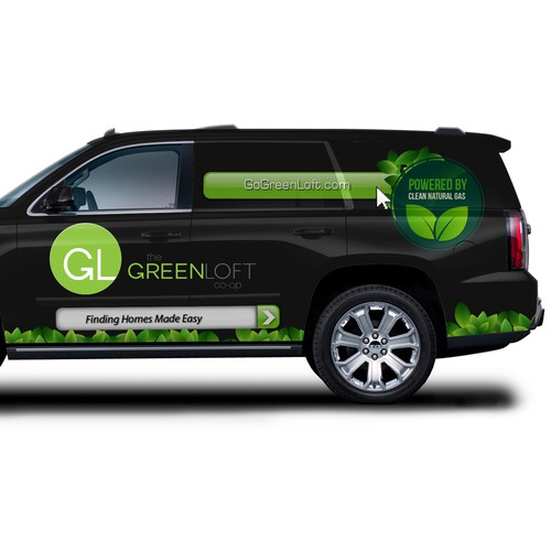 Partial wrap for greenloft