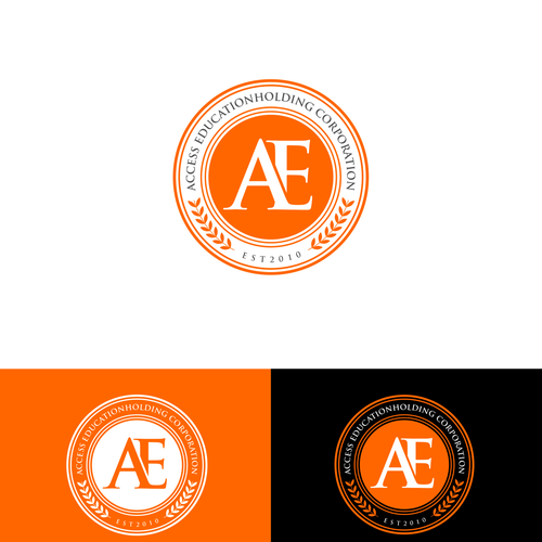 Create a timeless logo for an education company focused on beauty and wellness