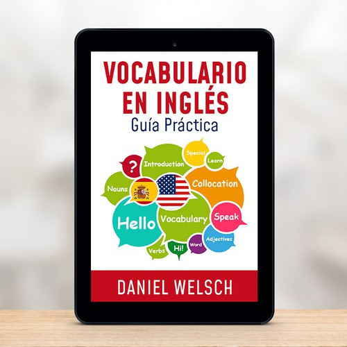 Ebook for English learners book cover