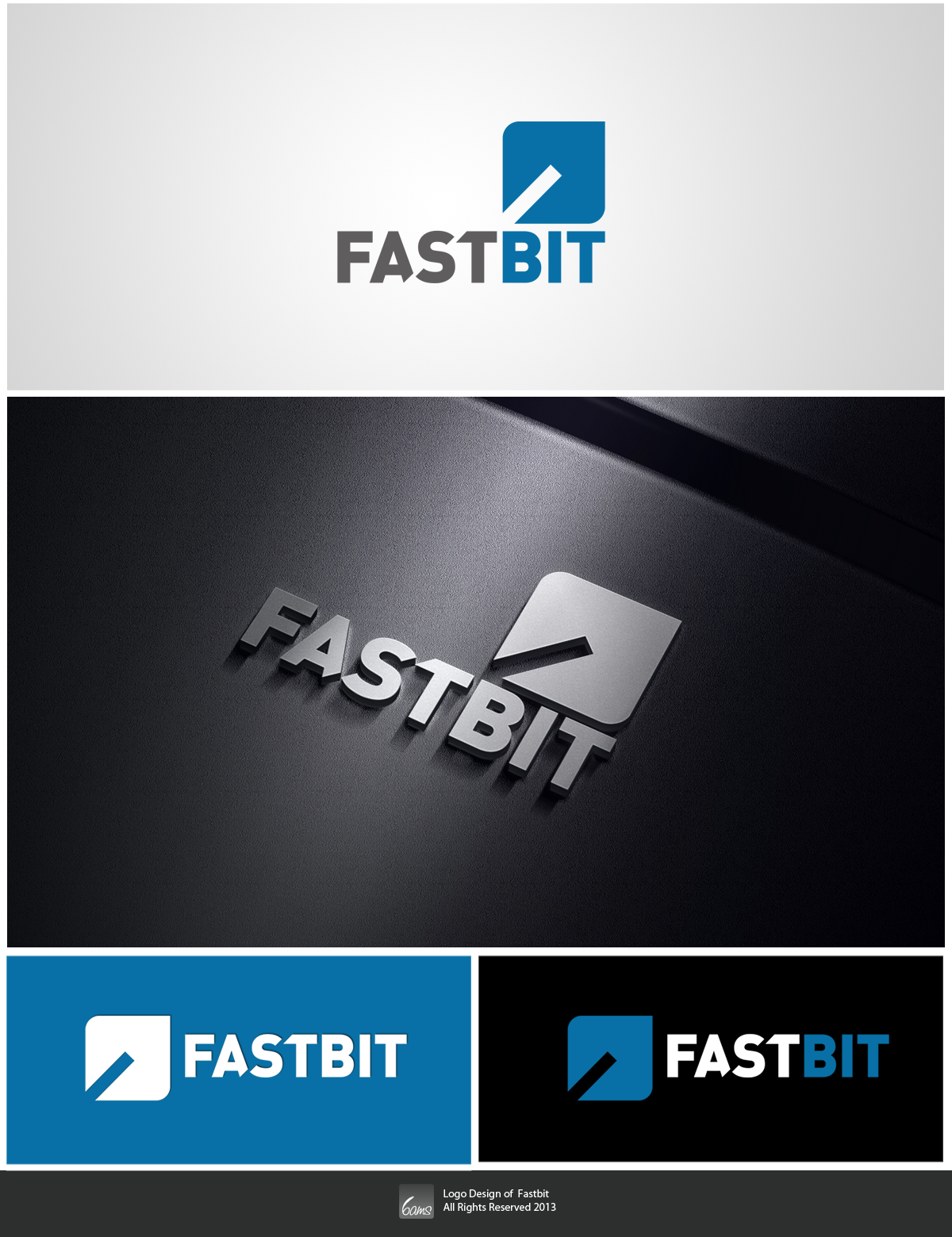 New Logo for fastbit.ro - an IT Consulting company