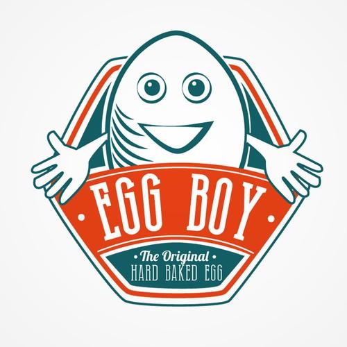 Create a logo for Egg Boy! Guaranteed
