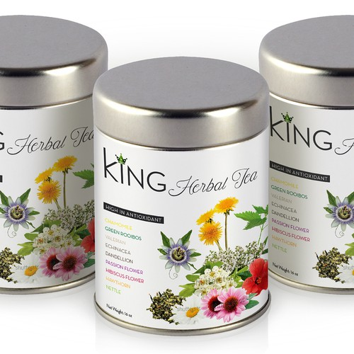KING Herbal Tea