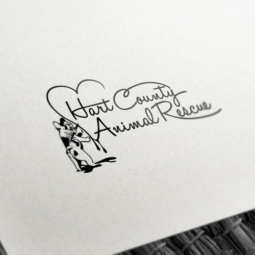 Palyful logo for an animal rescue