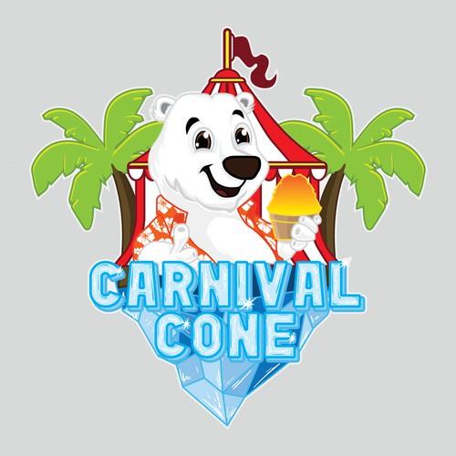 Carnival Cone