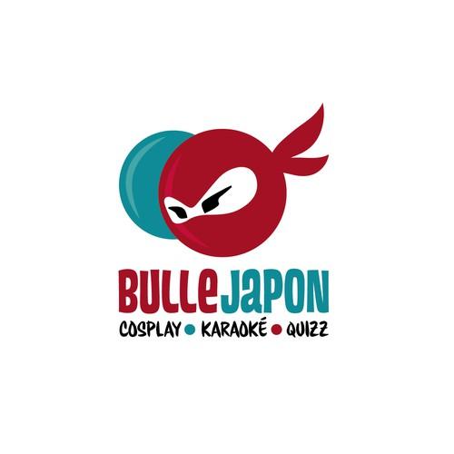 Logo pour une association de Cosplay