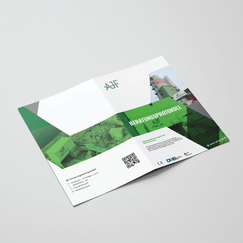 Document Design for AJF