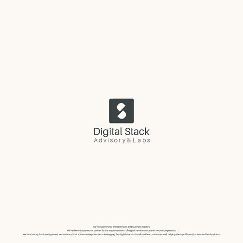 Digital STack, letter D,S