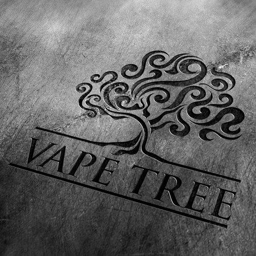Logo concept for Vape Tree