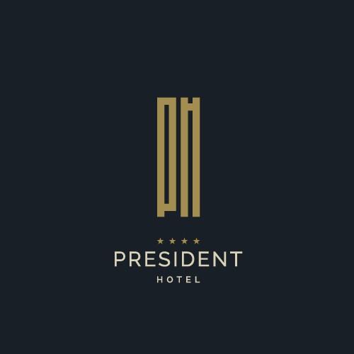 create a logo for Athens city hotel