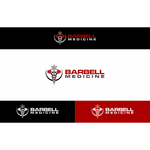 Create a logo and brand ID for Barbell Medicine