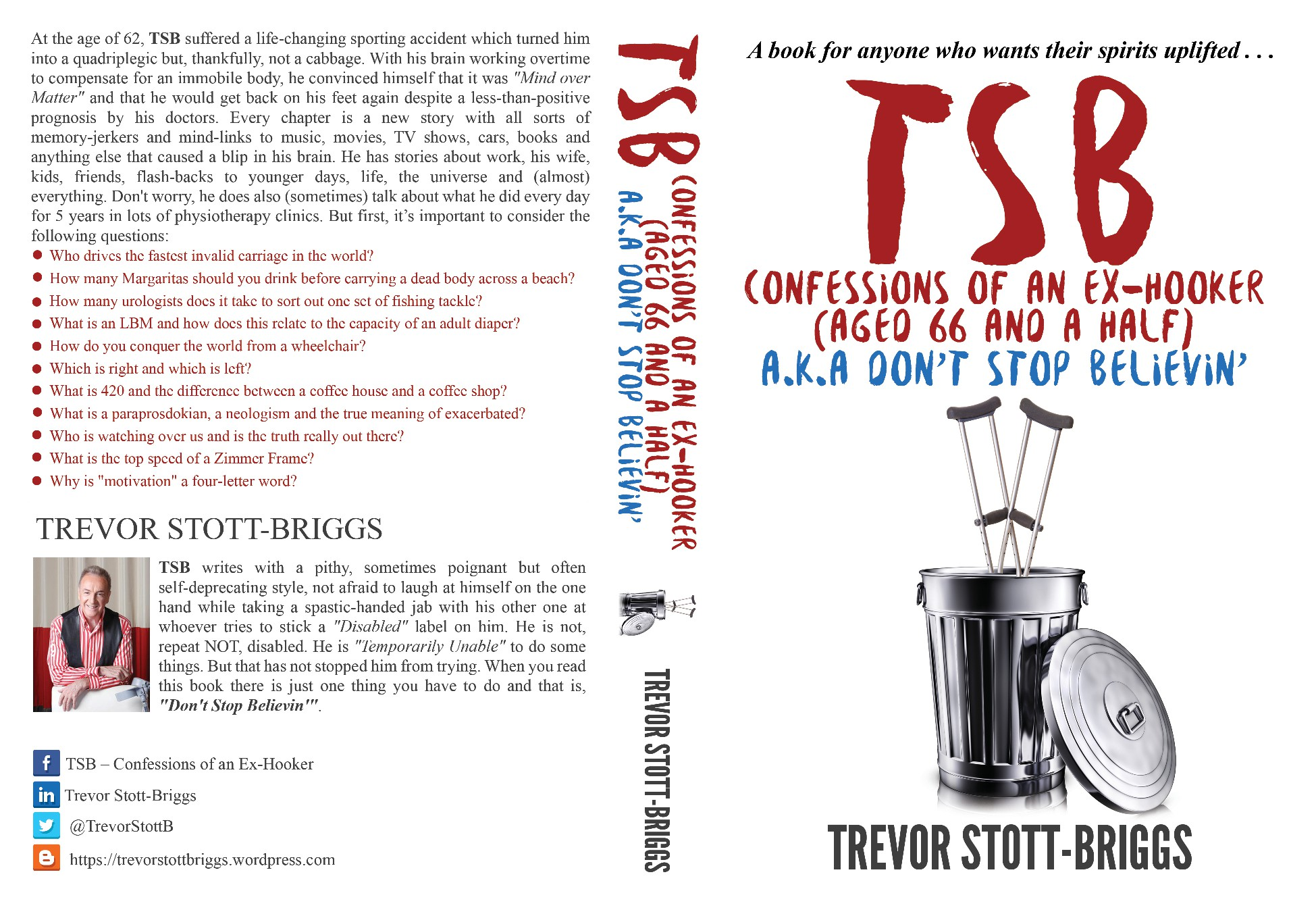 Design a cover for the first million seller of the TSB - CONFESSIONS series