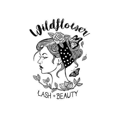 Logo for cosmetic firm
