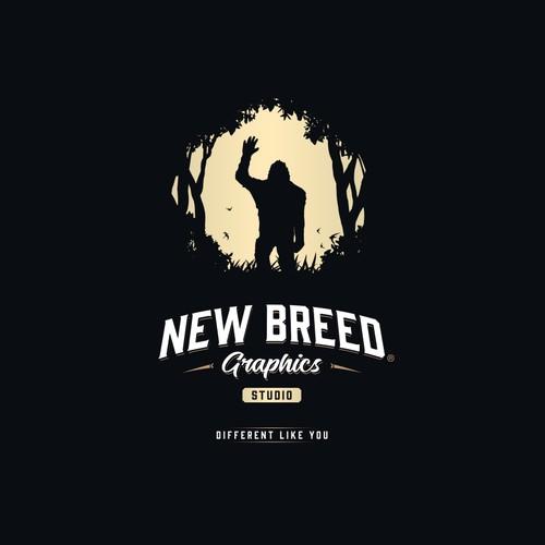 New Breed Graphics Studio Logo