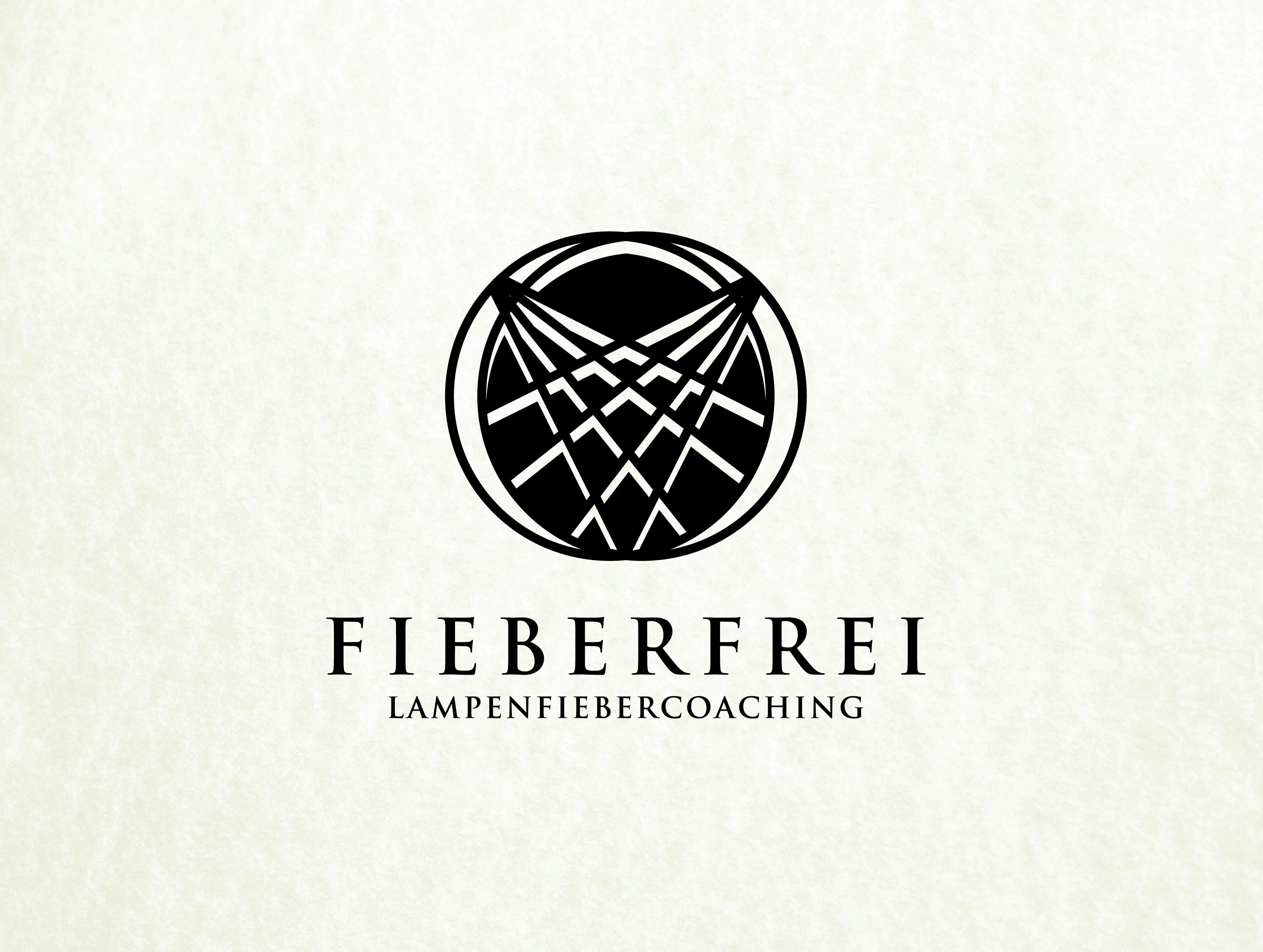 Fieberfrei- Coaching against stagefright- needs Logo
