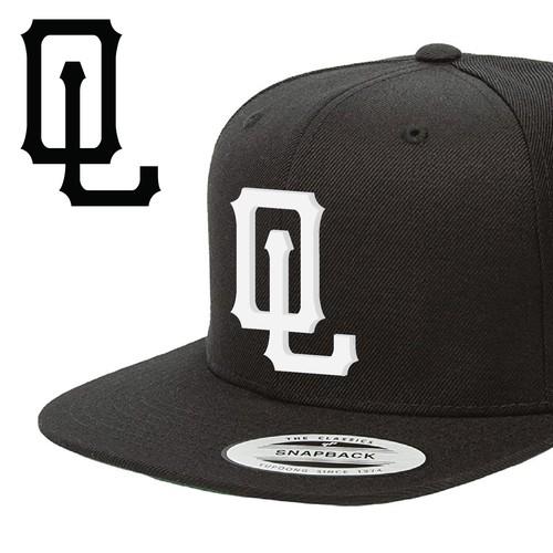 Embroidered Hat Logo for Baseball Team