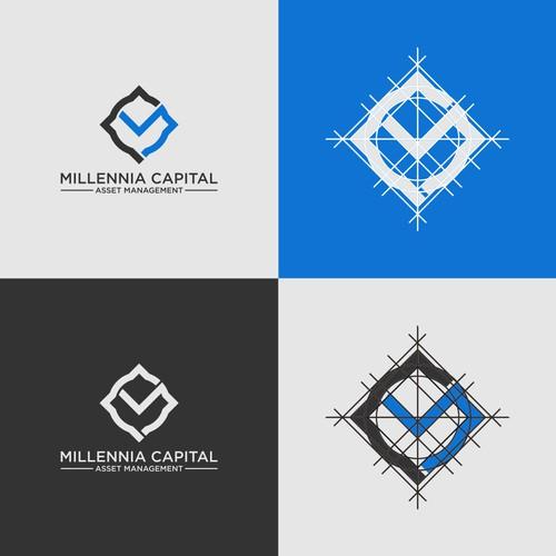 logo abstract CM