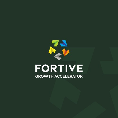 Inspirational logo for Fortive Growth Accelerator