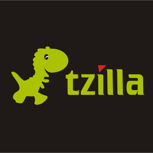 logo concept for Tzilla