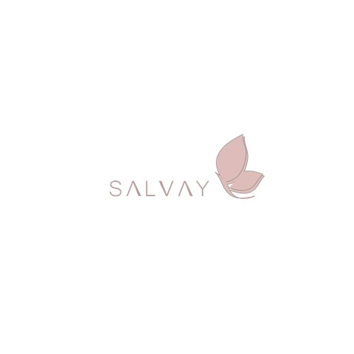 Elegant logo for a cosmetics company