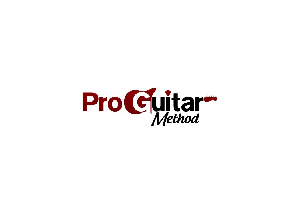 Pro Guitar Method Needs a Logo!