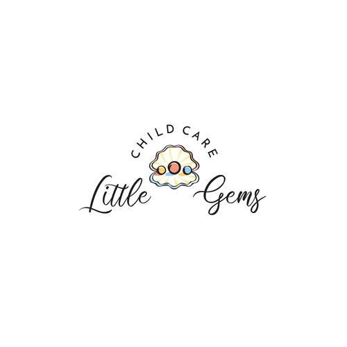 Logo concept for child center