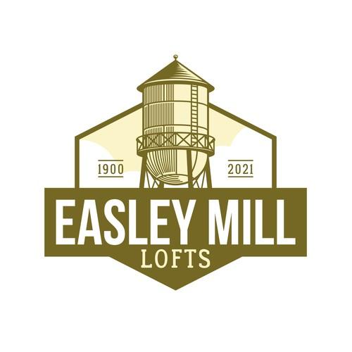 Winner of Easley Mill Lofts Contest