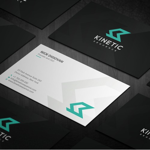 Design A Flashy Business Card For A Digital Marketing Agency