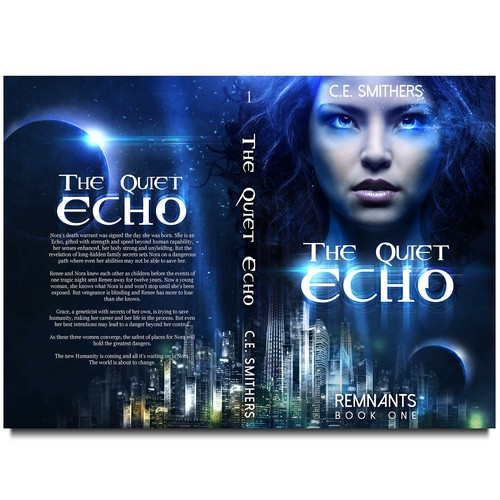 Book cover The Quiet Echo