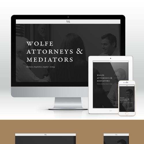 Wolfe Attorney Site