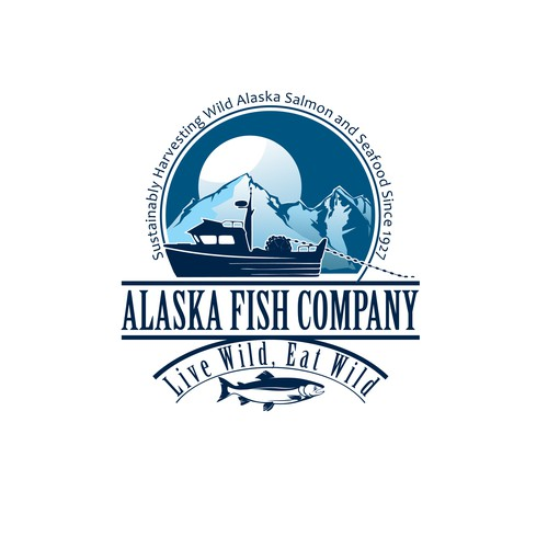 We catch and sell sustainably harvested wild Alaska Salmon and seafood