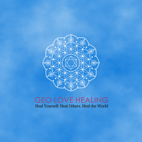 Geo Love Healing logo