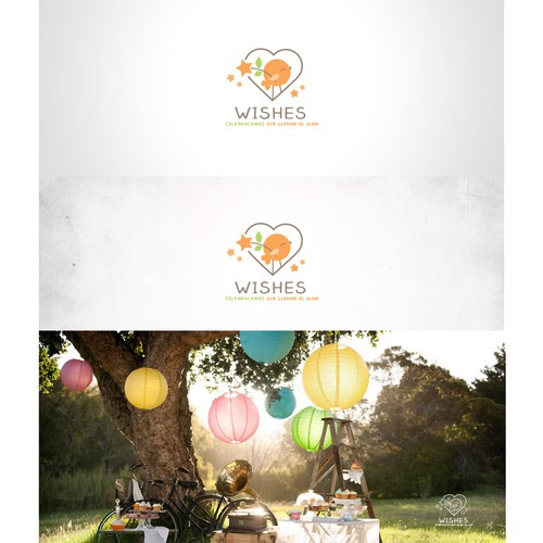 logo design for child party business