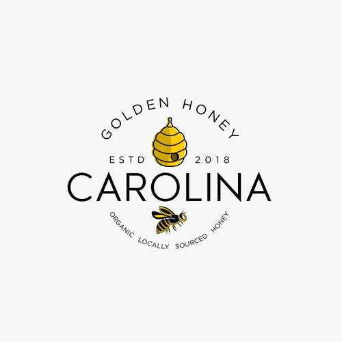 Carolina Golden Honey
