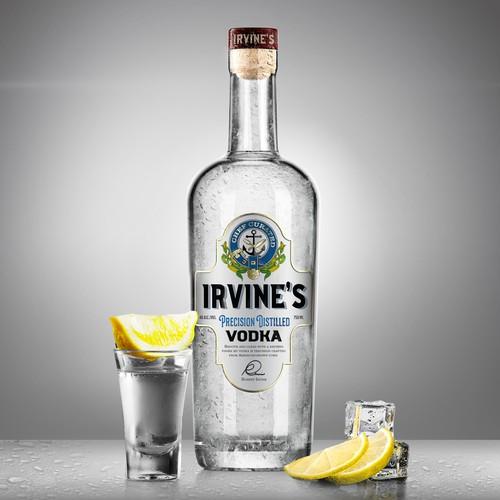 Irvine's Vodka