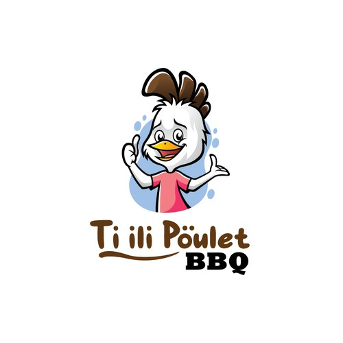 Ti ili Poulet BBQ Logo