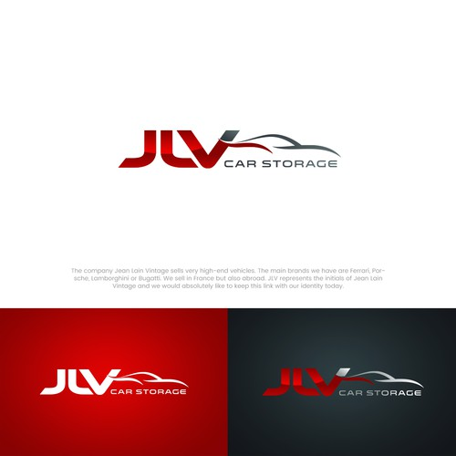 Creative Logo For JLV Communication