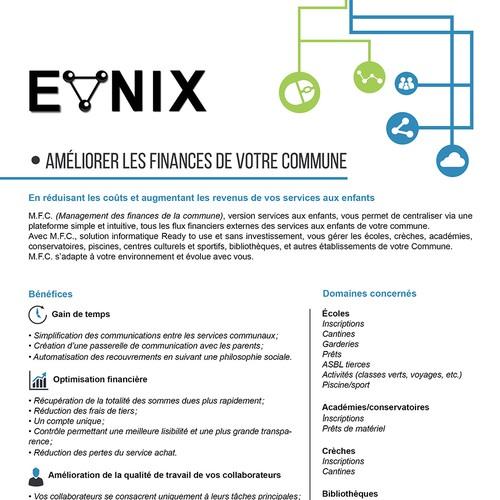 Flyer EONIX