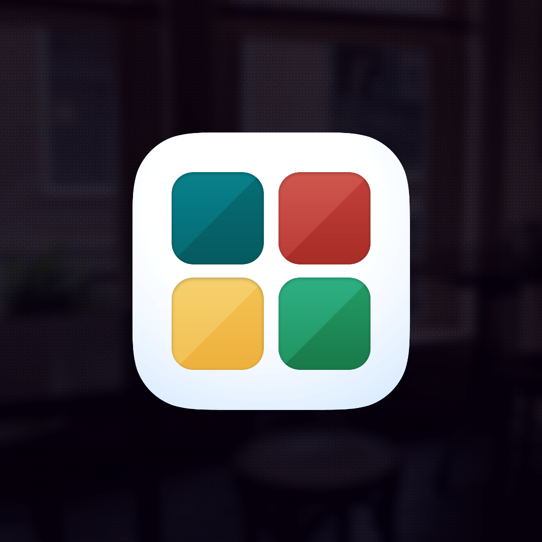 Create a fun puzzle icon for Android / iOS