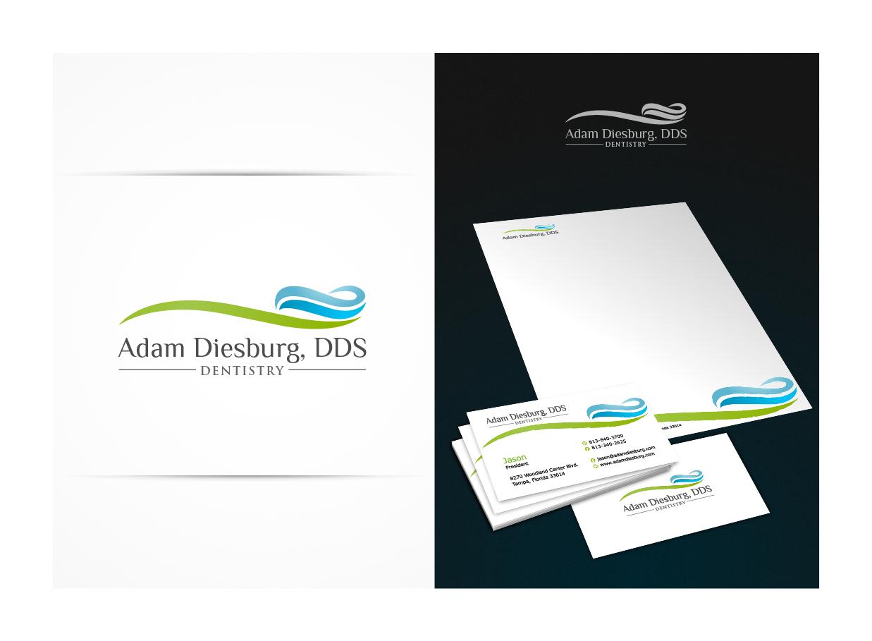logo for Adam Diesburg, DDS