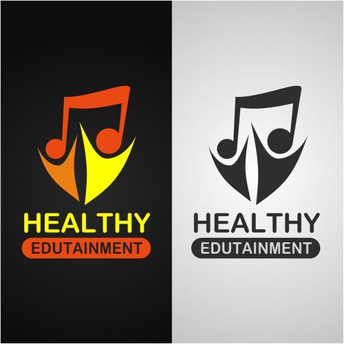 Healthy Edutainment Logo
