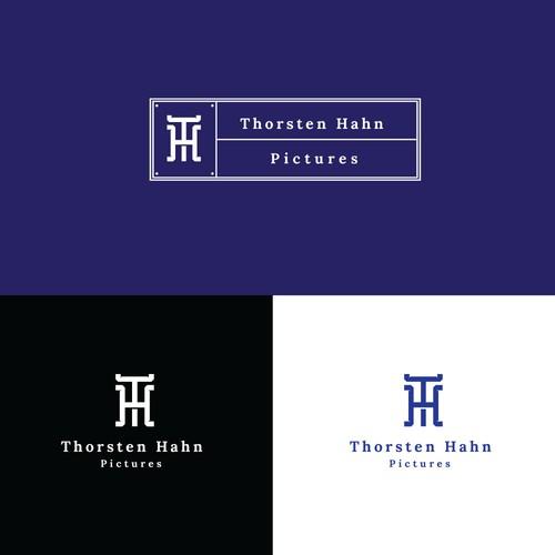 Monogram Logo for Professional Photographer