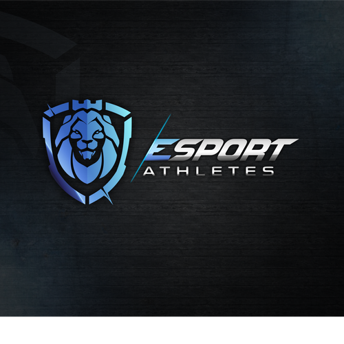 ESports Athletes Logo Design