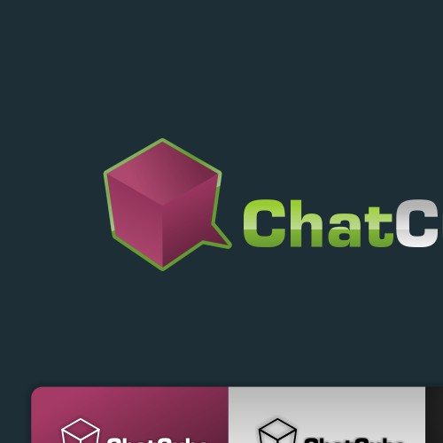 Create the next logo for ChatCube