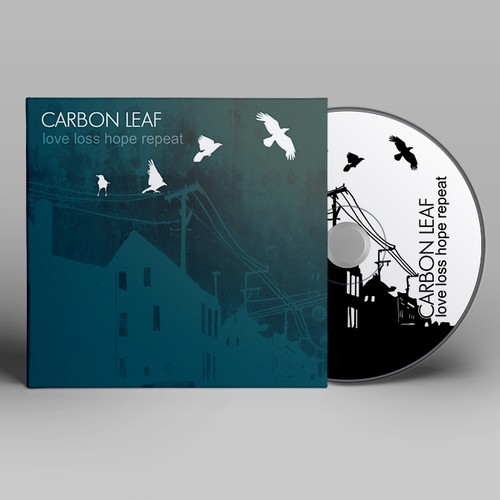 Album Design for Carbon Leaf