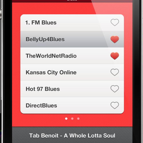 Radio rapp