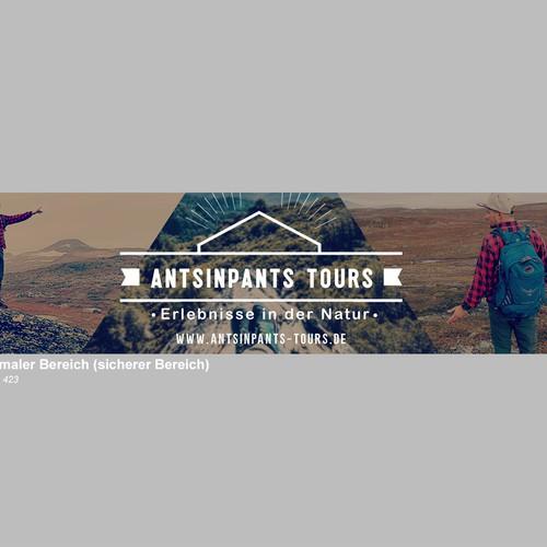 Youtube ANTSINPANTS Banner
