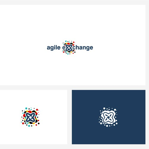 Amazing, yet simplistic and elegant logo for the Agile Community