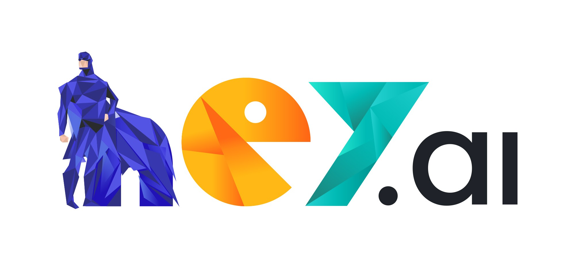 Design a logo for hey.ai: a Consumer Data Analytics & Data Marketplace product.