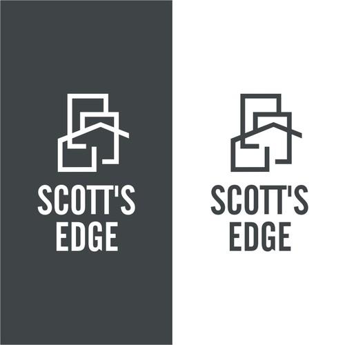 Logo needed for Trendy New Apartment Building SCOTT'S EDGE!
