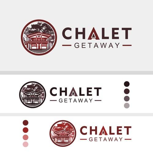 Original logo design Chalet Getaway